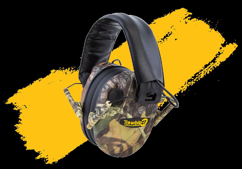 E-MAXX MOSSY OAK HEADPHONES
