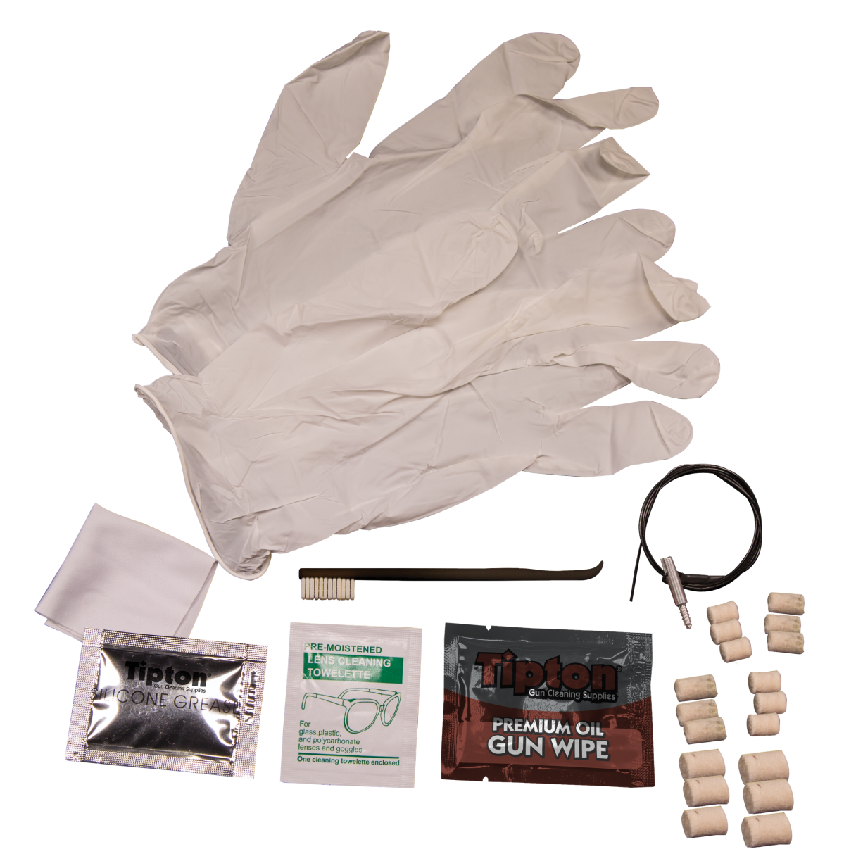 RIFLE FIELD CLEANING KIT