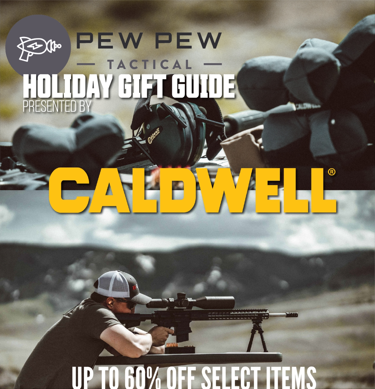 PEW PEW TACTICAL - Holiday Gift Guide