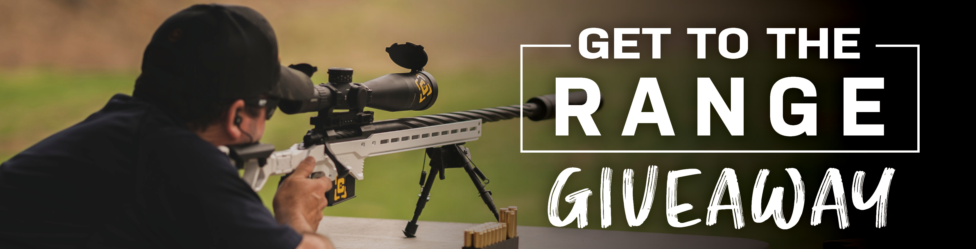 Get to the Range Giveaway