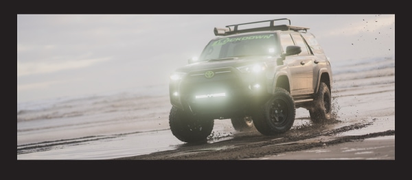 Want To Win A New Toyota 4Runner?