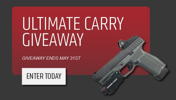 ULTIMATE CARRY GIVEAWAY - Enter Here