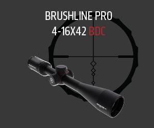 Brushline Pro: 4-16x42 BDC