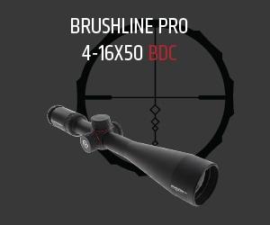 Brushline Pro: 4-16x50 BDC