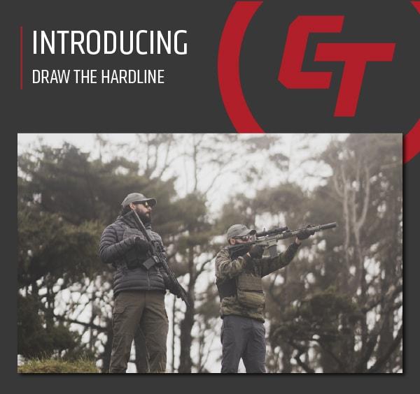 Introducing: Hardline | Hardline Pro Riflescope Series