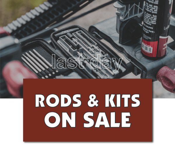 Tipton Rods and Cleaning Kits On Sale This Week