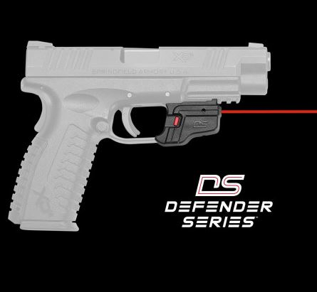 DS-123 Defender Series Accu-Guard Laser Sight